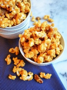 Maple Walnut Popcorn Recipe
