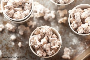 Puppy Chow Popcorn Recipe