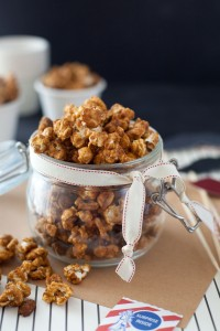 Sweet and Spicy Curry Cracker Jack Recipe