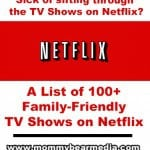 The Best Netflix TV Shows List