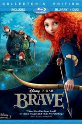 Brave (Three-Disc Collector's Edition Blu-ray DVD)