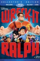 Wreck-It Ralph (Two-Disc Blu-ray-DVD Combo)