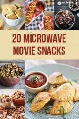 25 Homemade Movie Snack Recipes